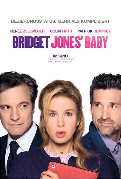 "Sehen Sie ""Bridget Jones�Baby"" im Savoy Bordesholm"