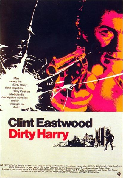"Sehen Sie ""Dirty Harry"" im Savoy Bordesholm"