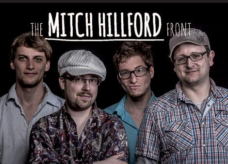 "Sehen Sie ""MITCH HILLFORD & THE MITCH HILLFORD FRONT"" im Savoy Bordesholm"